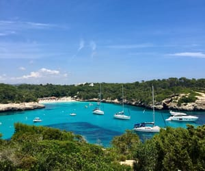 mallorca, summer, and cala image