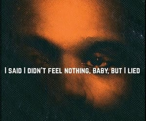 the weeknd and quotes image