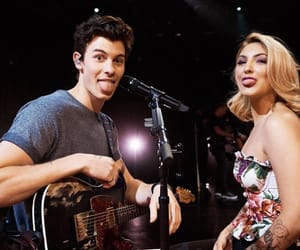 shawn mendes and julia michaels image