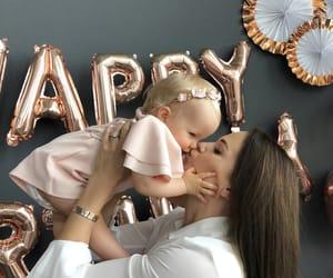 baby, birthday, and kids image