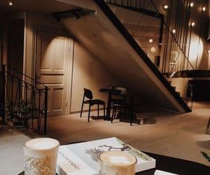 coffee, fika, and interior image