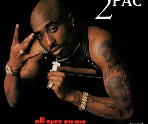 2pac, album, and tupac image