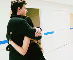 hug, shawn, and cute image