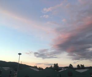 beautiful, yamad, and clouds image