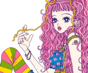 paradise kiss, pink, and manga image
