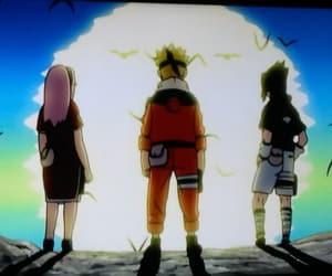 anime, friendship, and naruto image