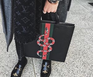 style, fashion, and gucci image