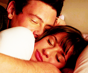 not mine, finchel, and rachel berry finn hudson image