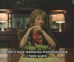 memories, movie quote, and scars image