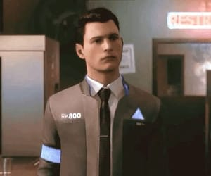 Connor, detroit, and detroit: become human image