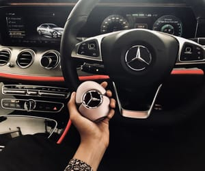 automobile, beauty, and benz image