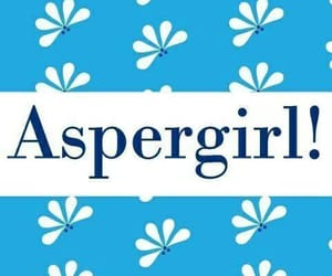 autism, aspergers, and aspergirl image