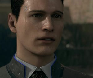 android, videogame, and Connor image