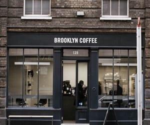 coffee, Brooklyn, and city image
