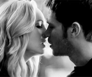 kiss, klaroline, and klaus image