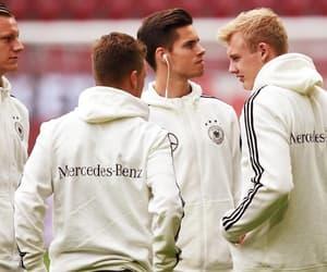 football, german, and germany image