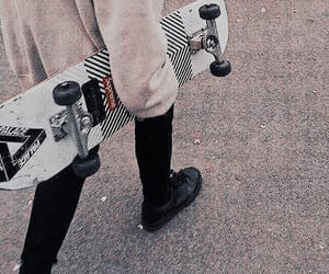 skate, grunge, and boy image