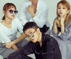kard, bm, and somin image
