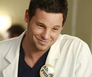 grey's anatomy, Hot, and justin chambers image