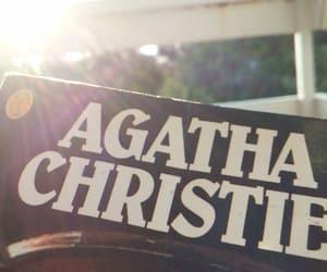Agatha, book, and summer image