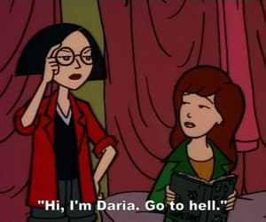 Daria, mtv, and jane lane image