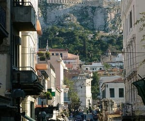 Greece, travel, and Athens image