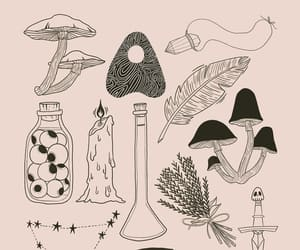 wallpaper and witch image