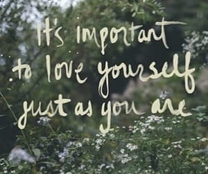 quotes, love yourself, and important image