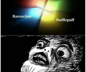 harry potter, funny, and gryffindor image