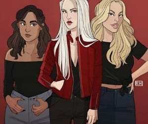 Witches, sorrel, and throne of glass image