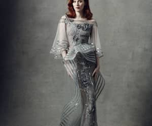 design, fashion, and Marchesa image