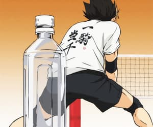 anime, gif, and haikyuu image