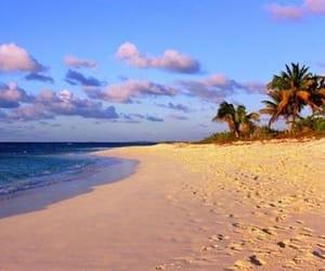 Anguilla, Caribbean, and sea image