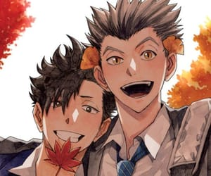 haikyuu!!, tetsurō, and kôtaro image