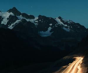 amazing, dark, and landscape image