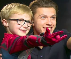 spiderman, tom holland, and celebrities image