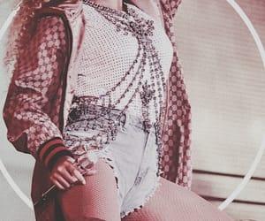 beautiful woman, lemonade, and body chain image