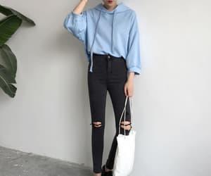 fashion, style, and korean image