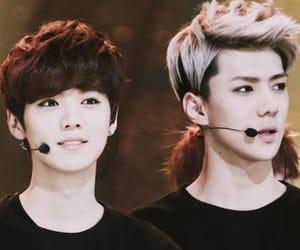 exo, kpop, and luhan image