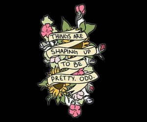brendon urie, panic! at the disco, and pretty. odd. image