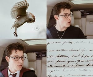 aesthetic, harry potter, and mendes image