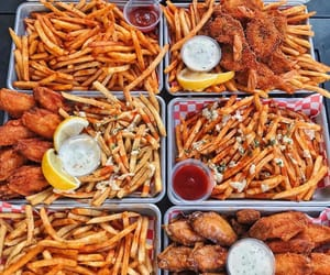 Chicken, food, and foodie image