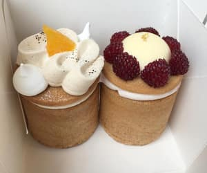 cake, FRUiTS, and minimalist image