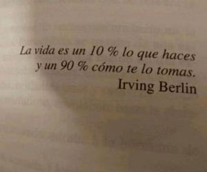 book, frases, and life image