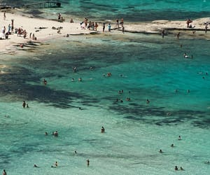beach, beach days, and ocean image