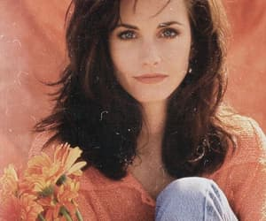 friends, courtney cox, and Courteney Cox image
