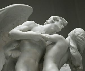 aesthetic, angels, and dark image