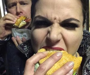 once upon a time, lana parrilla, and josh dallas image