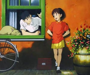 whisper of the heart, anime, and studio ghibli image