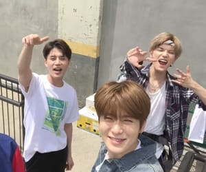 johnny, lucas, and mark image